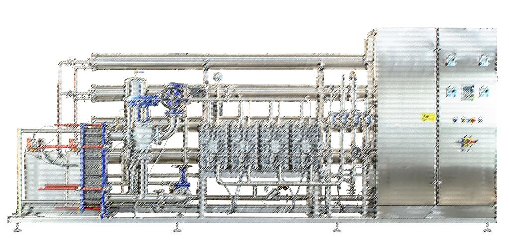 American Pharma Technologies - Reverse Osmosis System